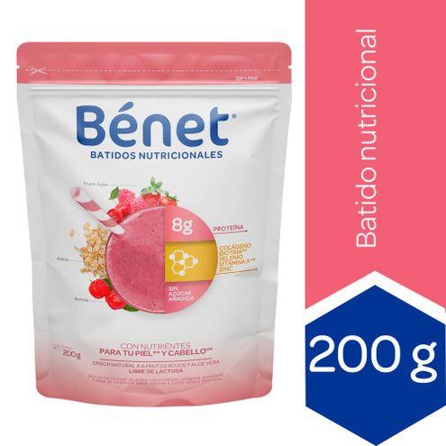 Comprar Benet Polvo Frutos Rojos Para Piel Y Cabello X 200g