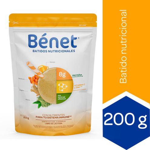 Comprar Benet Polvo Naranja Sistema Inmune X 200g