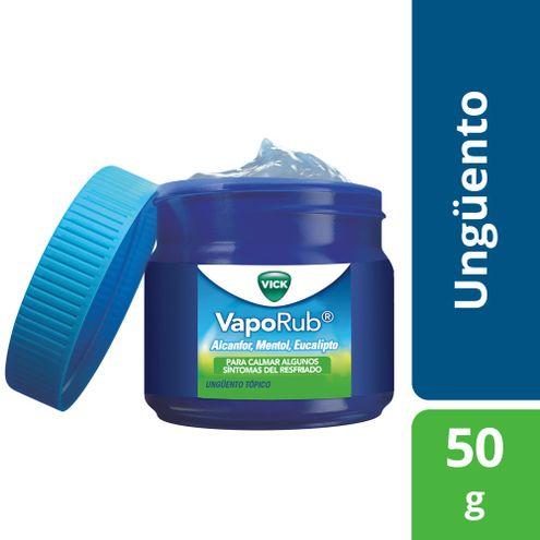 Comprar Vick Vaporub Unguento Topico Frasco X 50g