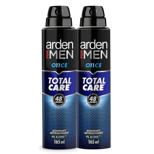 Comprar Desodorante Arden For Men Once X 165ml X 2und