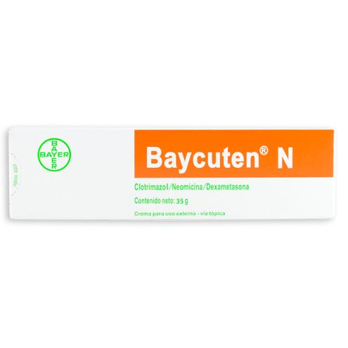 Comprar Baycuten N Crema Topica X 35g