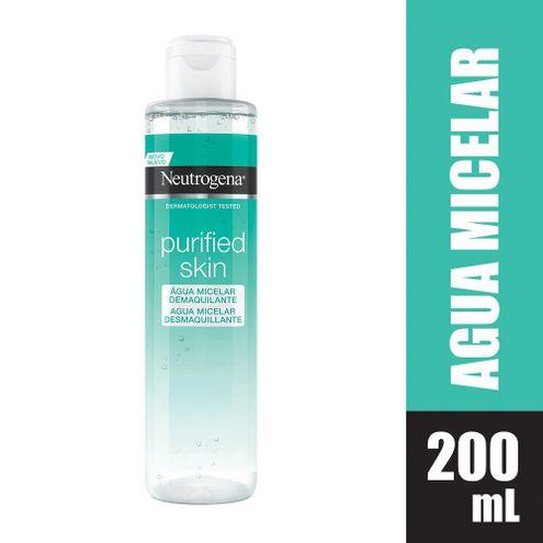 Comprar Agua Micelar Neutrogena Purified Skin X 200ml