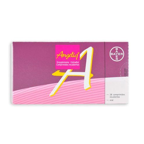Comprar Angeliq 2mg/1mg X 28 Comprimidos