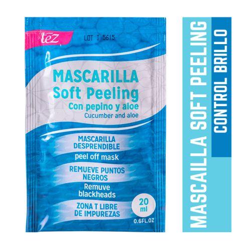 Comprar Mascarilla Facial Tez Soft Peeling X 20ml