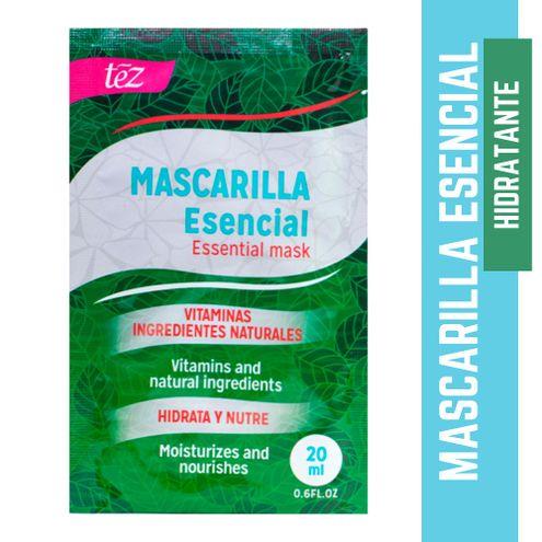 Comprar Mascarilla Facial Tez Esencial X 20ml