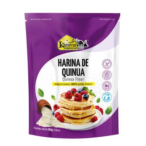 Comprar Harina De Quinua Karavansay X 500g