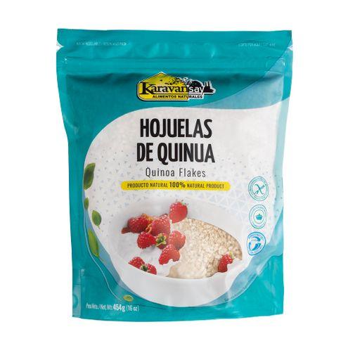 Comprar Hojuelas De Quinua Karavansay X 454g
