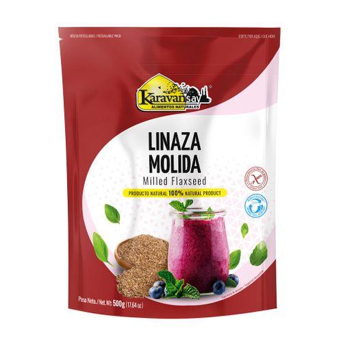 Comprar Linaza Molida Karavansay X 500g