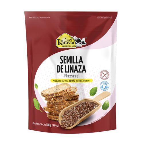 Comprar Semilla De Linaza Karavansay X 500g