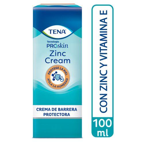 Comprar Crema Tena Barrera Zinc Cream X 100ml