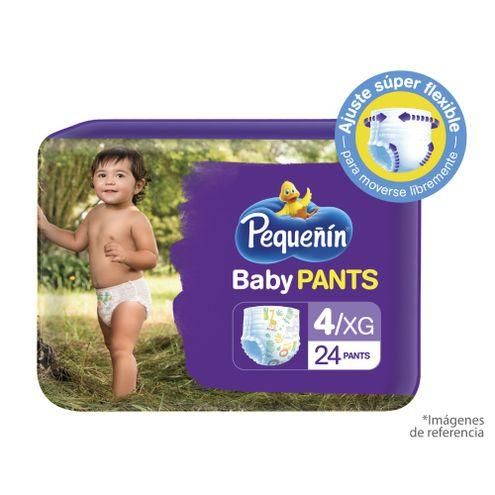 Comprar Pañal Pequeñin Baby Pants Etapa 4 X 24und