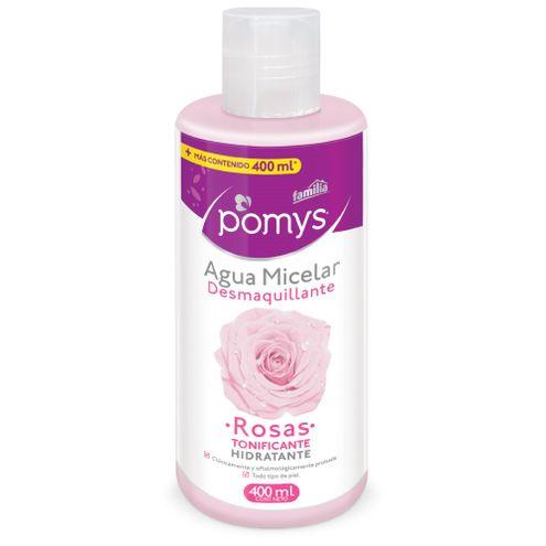 Comprar Agua Micelar Pomys Desmaquillante Rosas X 400ml