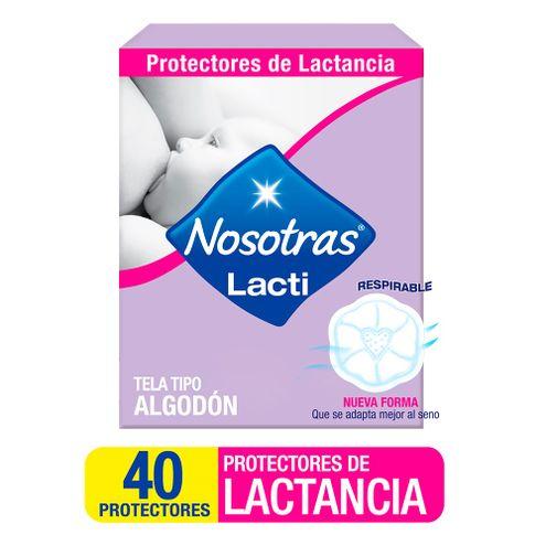 Comprar Protectores Nosotras Lacti X 40und - Protectores Nosostras Lacti X 40und