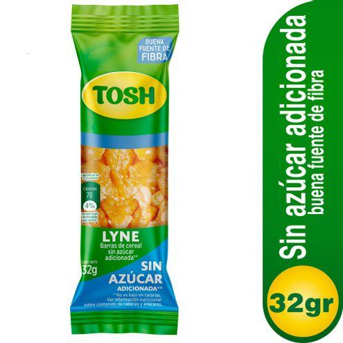 Comprar Barra Tosh Cereal Sin Azucar X 32g