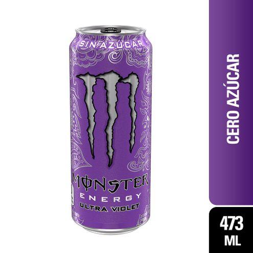 Comprar Bebida Energizante Monster Energy Ultra Violet X 473ml