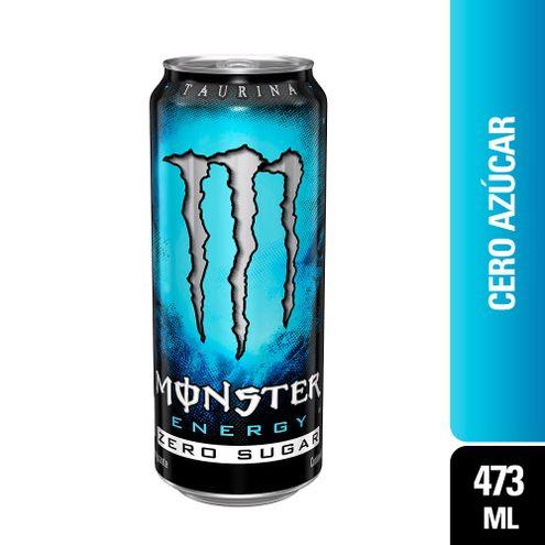 Comprar Bebida Energizante Monster Energy Cero Azucar X 473ml