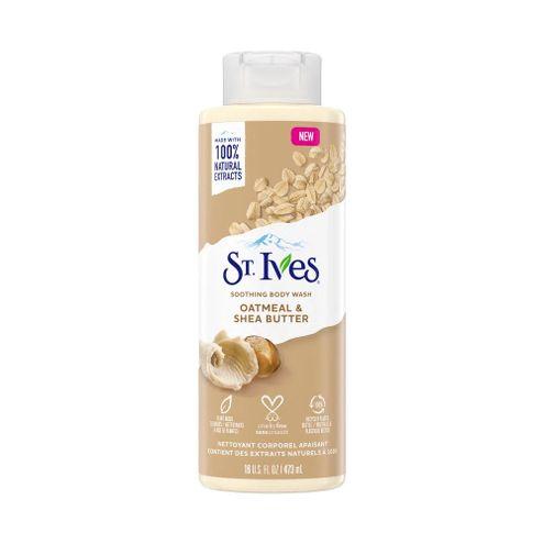 Comprar Jabon Corporal St.Ives Avena Calmante X 473ml