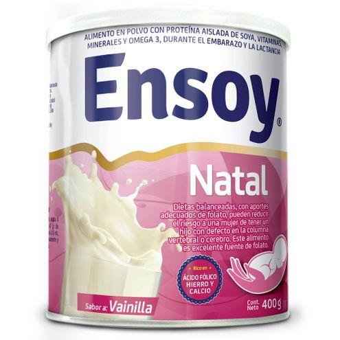 Comprar Ensoy Natal Vainilla X 400g
