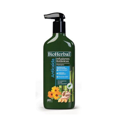 Comprar Shampoo Bioherbal Anticaida X 400ml