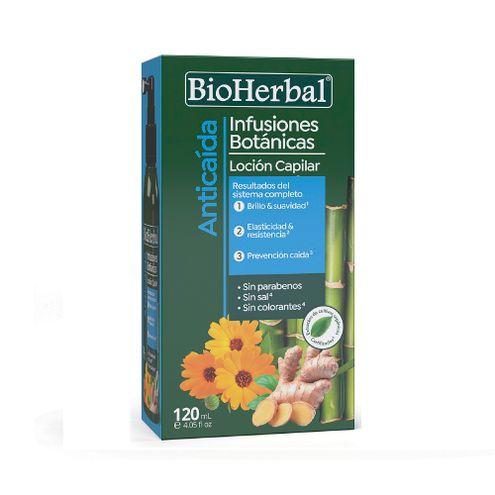 Comprar Locion Capilar Bioherbal Anticaida X 120ml