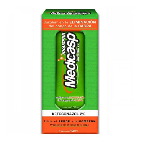 Comprar Medicasp Shampoo Al 2% X 100ml