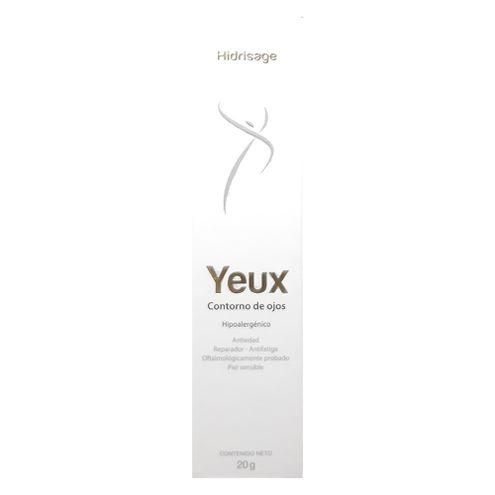 Comprar Contorno Ojos Hidrisage Yeux Hipoalergenico X 20g