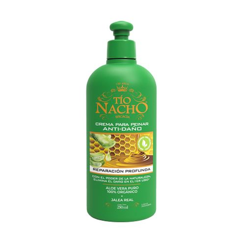 Comprar Crema Para Peinar Tio Nacho Aloe Vera X 250ml