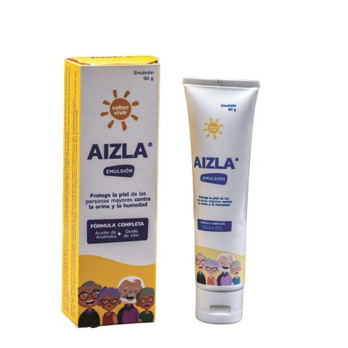 Comprar Crema Aizla Antipañalitis Mayores X 90g