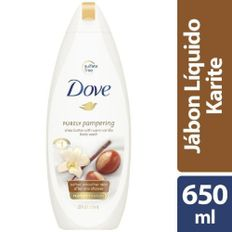 11111115224_1_JABON-LIQUIDO-DOVE-PAMPERING-KARITE-X-650ML