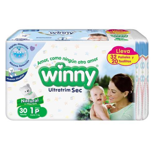 Comprar Of Panal Winny Ultratrim Sec Etapa 1 + Toallas