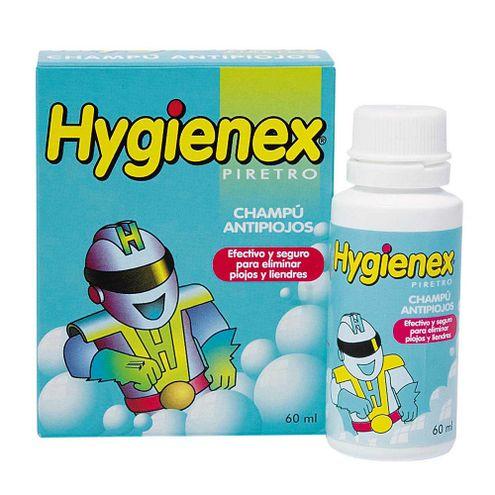 Comprar Shampoo Hygienex X 60ml