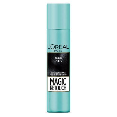 Comprar Spray Retocador De Raíz L'oréal Paris Magic Retouch Negro X 75 Ml - Spray Retocador De Raíz L'oréal Magic Retouch Negro X 75 Ml