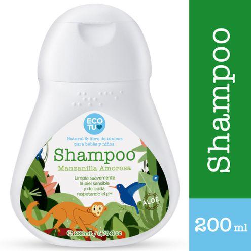 Comprar Shampoo Ecotu Manzanilla Amorosa X 200ml