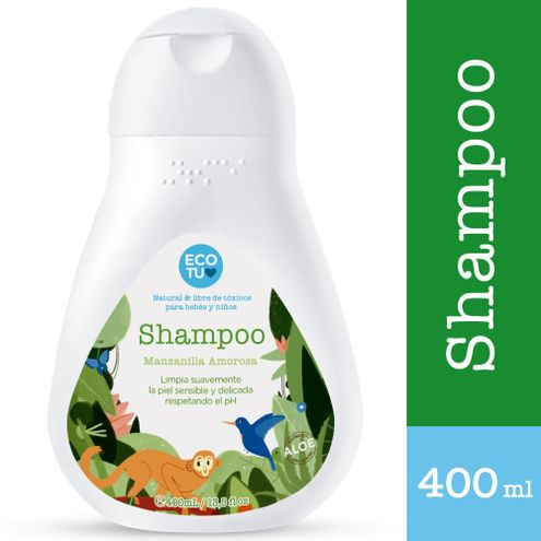 Comprar Shampoo Ecotu Manzanilla Amorosa X 400ml