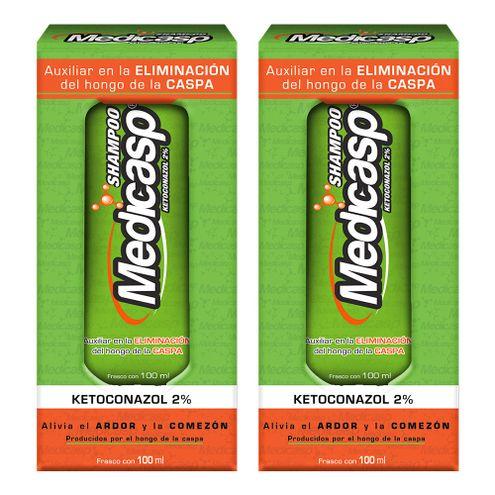 Comprar Medicasp Shampoo Capilar Anticaspa Ketoconazol X 2und