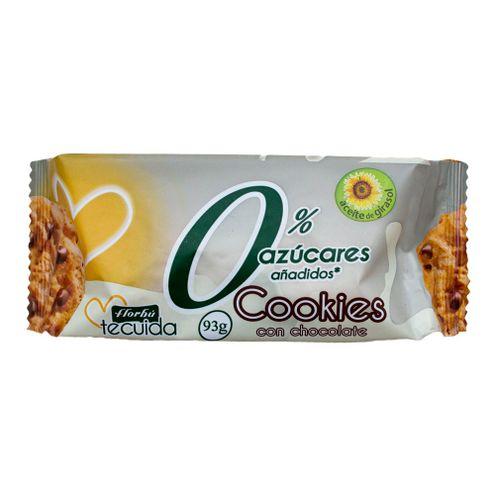 Comprar Galleta Florbu Cookies Con Chocolate X93g