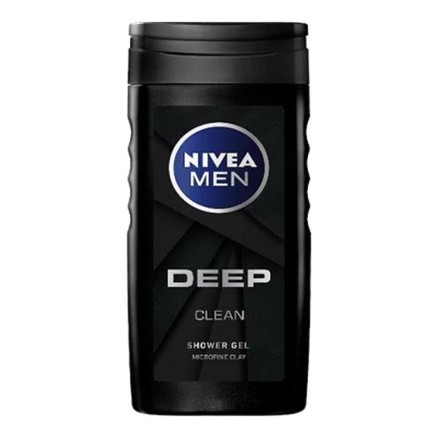 Comprar Gel De Ducha Nivea Men Deep Active X 250ml