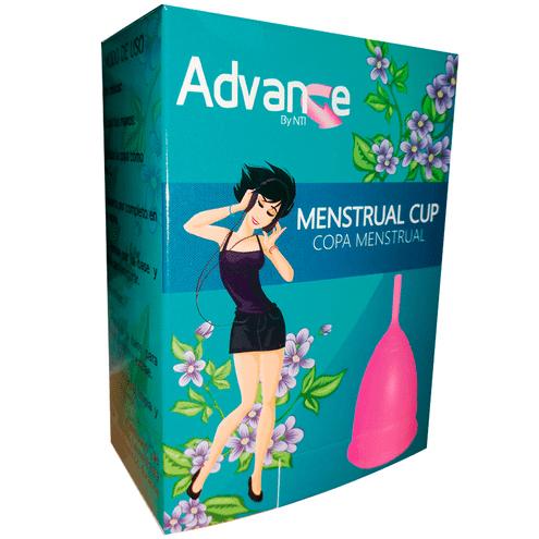 Comprar Copa Menstrual Advance Talla S