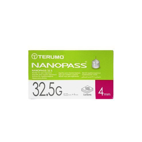Comprar Aguja Para Pen Nanopass 32.5g X 4mm X 100und