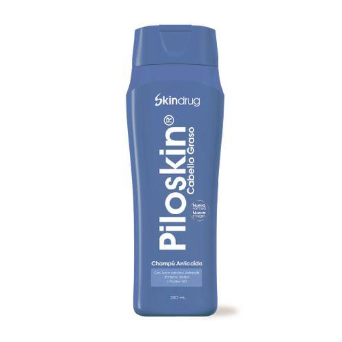 Comprar Shampoo Piloskin Anticaida Cabello Graso X 280ml