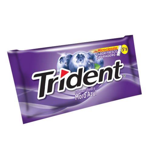 Comprar Chicle Trident Mora Azul X 8.5g