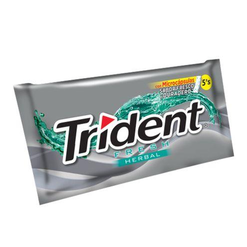 Comprar Chicle Trident Fresh Herbal X 8.5g