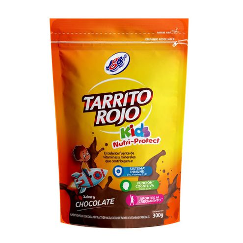 Comprar Tarrito Rojo Kids Chocolate X 300g