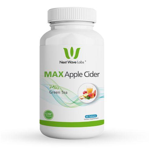 Comprar Max Apple Cider X 90 Tabletas