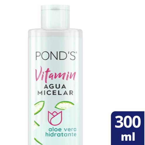 Comprar Agua Micelar Ponds Aloe Vera X 300ml