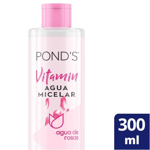 Comprar Agua Micelar Ponds Agua De Rosas X 300ml
