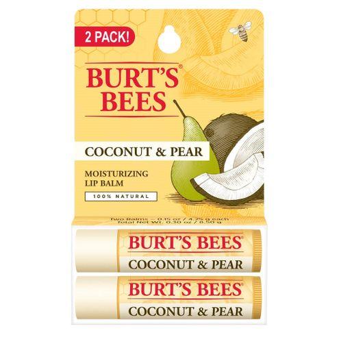Comprar Balsamo Labial Burts Bees Hidratante Coco Pera X 2und