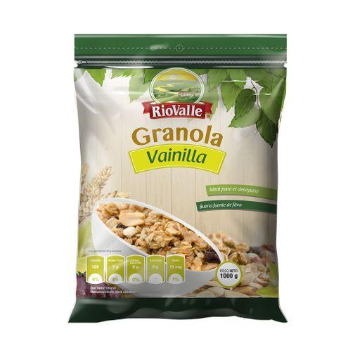 Comprar Granola Riovalle Vainilla X 1000g