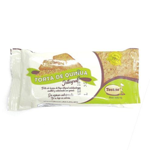 Comprar Torta Tostao Quinua Integegral X 60g
