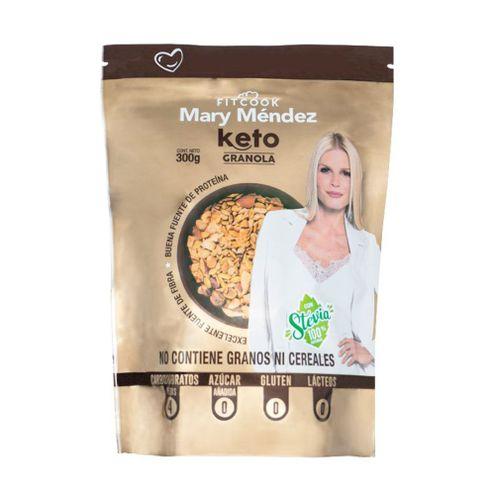 Comprar Granola Fitcook Sin Granos Ni Cereales X 300g